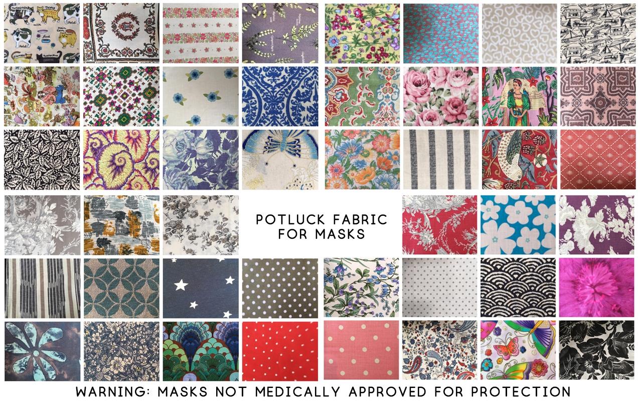 Mask-fabrics