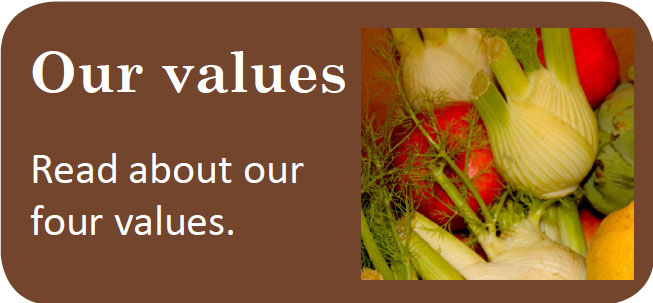 Our-values-button