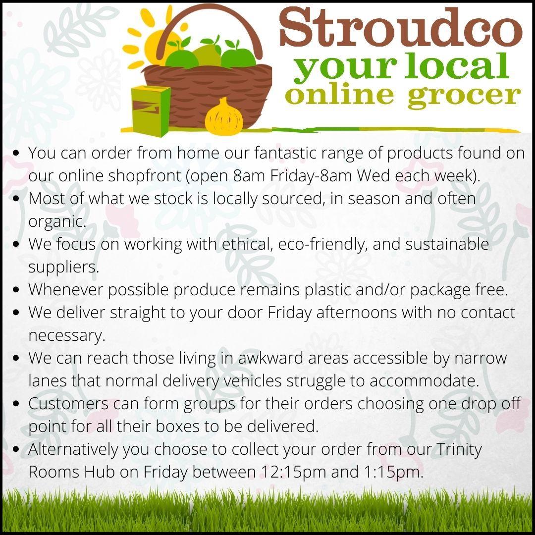 Why Stroudco